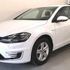 VW e-GOLF 2018